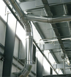 DUCTS FABRICATION